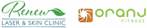 Oranj Fitness partners with Renew Laser & Skin Clinic